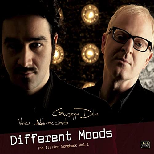 G. Delre & Vince Abbracciante - Different Moods